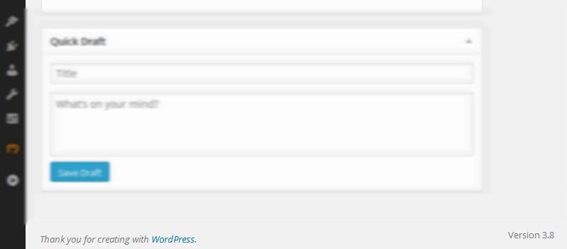 How To Change Footer Text In WordPress Admin Panel