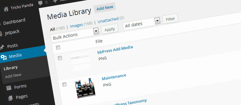 How To Restricting Users To View Only Media Library Items They Upload In WordPress