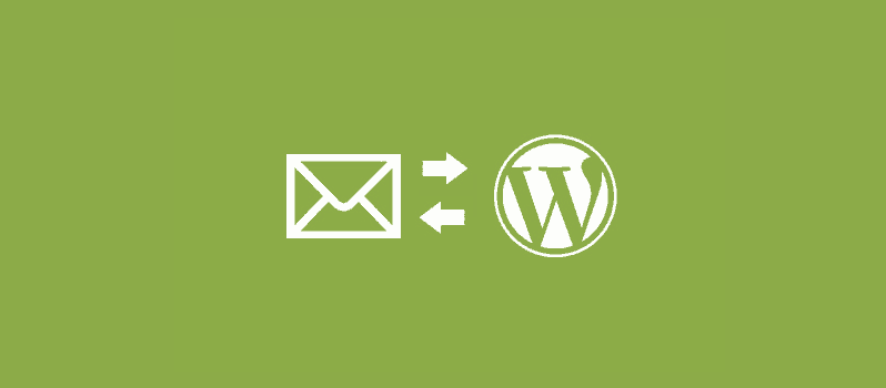 How To Change Default From Name And Email In WordPress
