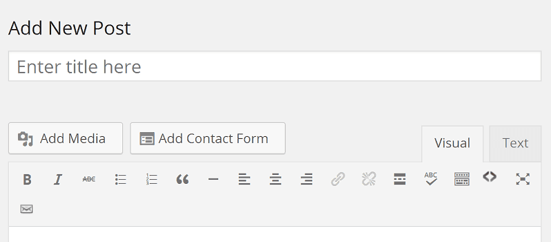 "How To Change ""Enter Title Here"" Text In WordPress"
